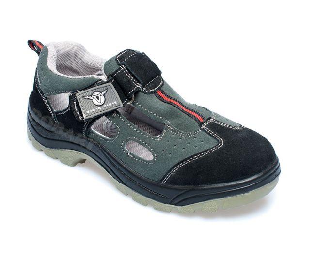 dd8aa70e5ecb0 Szczegóły: Nadrzędna kategoria: Buty robocze / obuwie ochronne BHP:  Kategoria: Sandały robocze ochronne