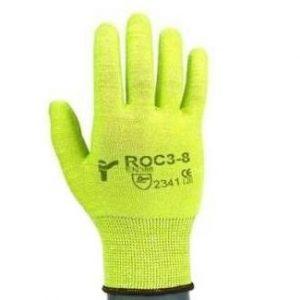 Rękawice dziane antyprzecięciowe ROC3